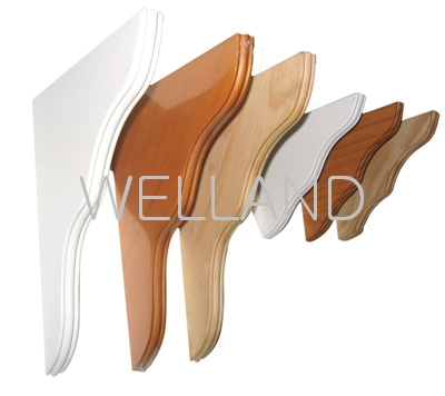 shelf brackets solid pine