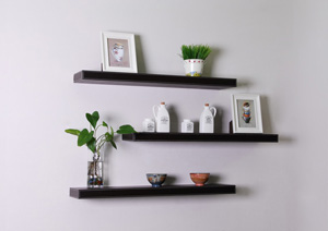 Floting Shelves floating wall shelves - welland industries co.,ltd