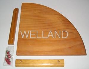 welland corner shelf corner shelves corner shelf kit rh wellandwood com pine corner shelves uk unfinished pine corner shelves