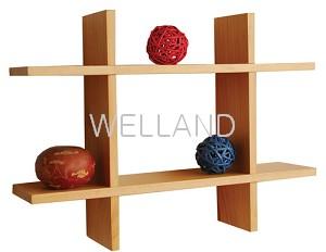 Display Shelves Wall Mounted Wall Shelf Supplierwelland Industries Coltd